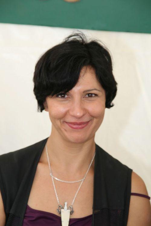 Delaruelle, Marie-Pierre - Portrait