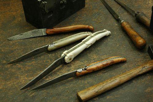 Coutellerie Laguiole - Couteaux